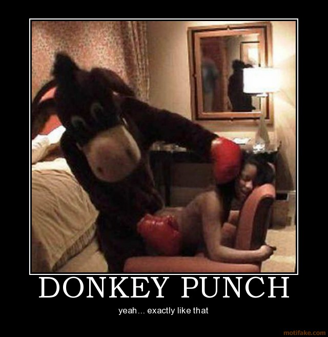 Donkey punch hot sex can recommend